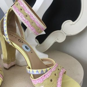 Katy Perry Collections Shoes Katy Perry Fabulous Glitter